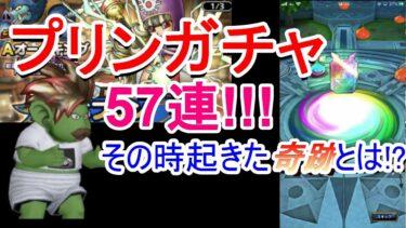 【ドラクエタクト】ドラクエ2プリンガチャ!悲劇の57連・・・と思ったら!?